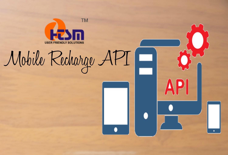 recharge api company