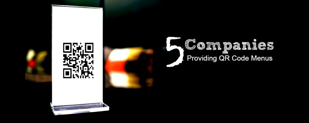 Company-Providing-QR-Code-Menus